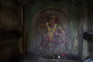 Hanuman, Monkey God, Hampi