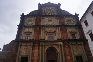 Church of Bom Jesus, Goa
