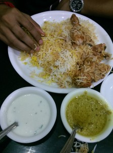 Biryani, Hyderabad