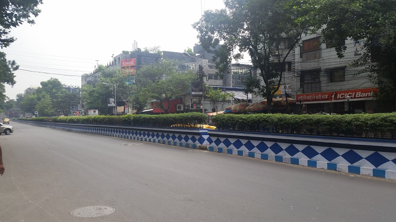 Deserted Roads, Kolkata