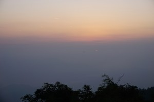 Sunrise, Tiger Hill Adventures, Darjeeling