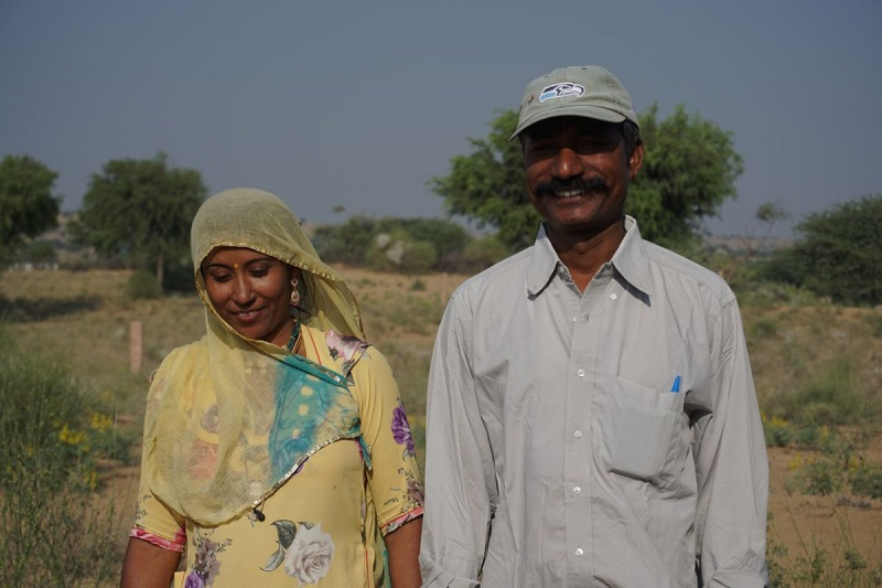 Mr. Gemar Singh & Wife, hacra, Jodhpur