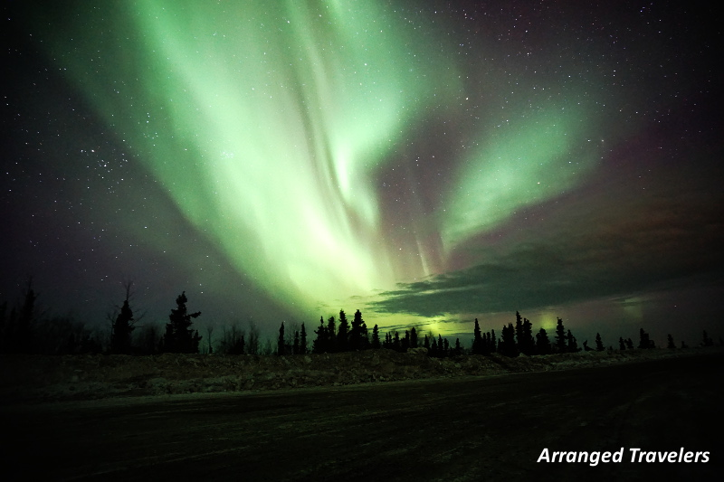 Aurora Borealis, Northern Lights, Fairbanks, Alaska