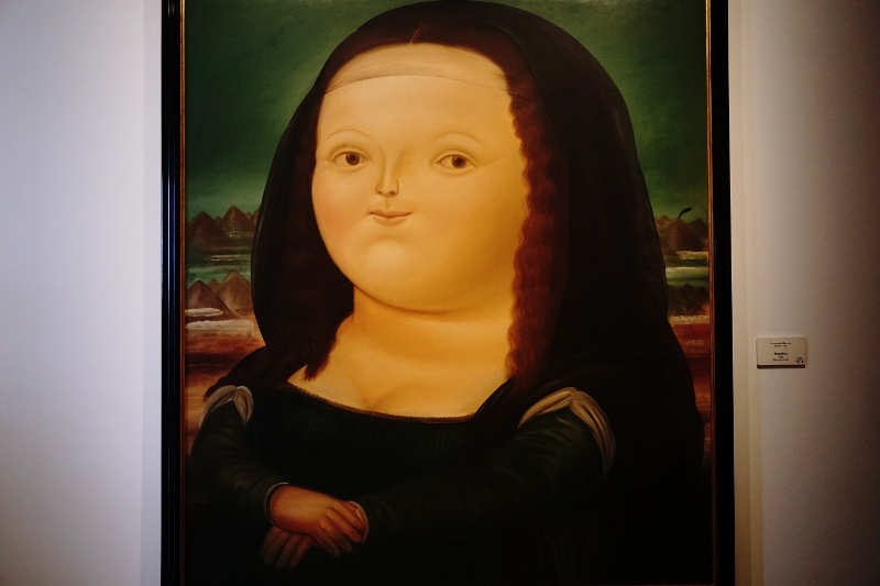 Botero, Colombian Artist