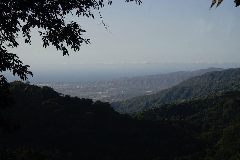 View from Minca, Santa Marta