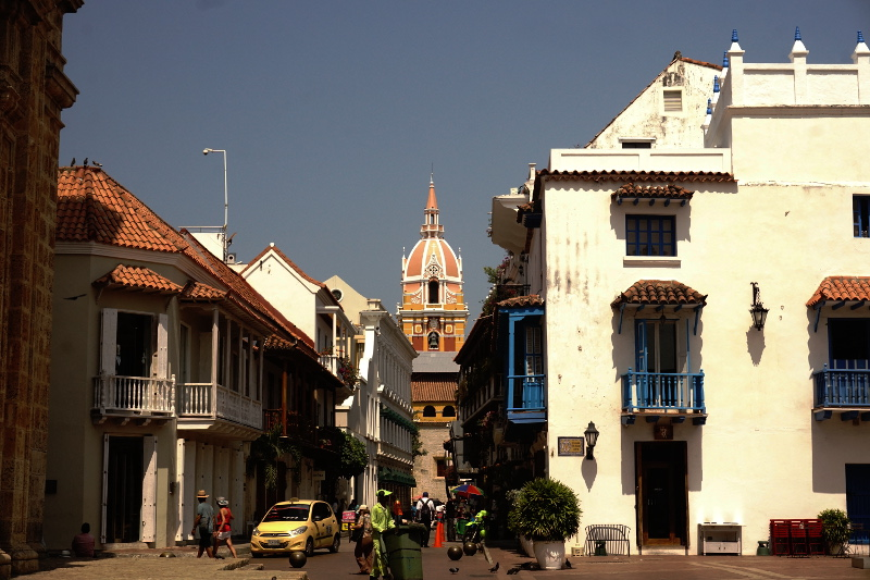 Cathredal, Cartagena, Colombia