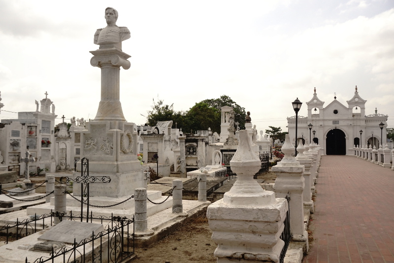 Town Cemetery, Mompox, Colombia