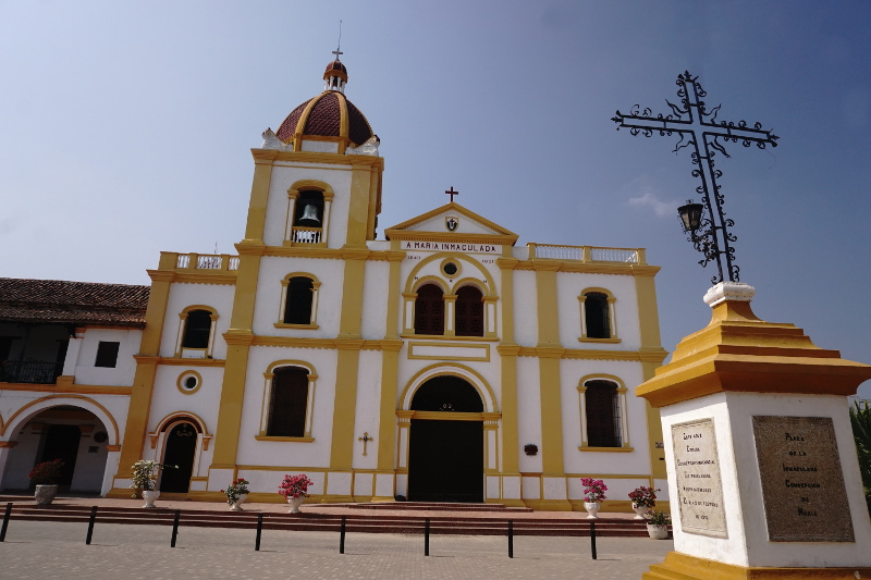 Church of the Immaculate Conception, Mompox, Colombia