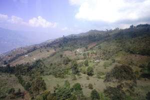 Parque Arvi, Cable Car, Medellin