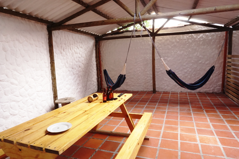 Rock a Town Hostel, Guatape, Colombia