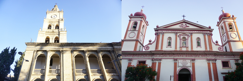 Churches, Cochabamba