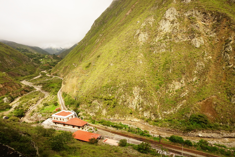 Sibambe, Devil's Nose Train Ride, Ecuador