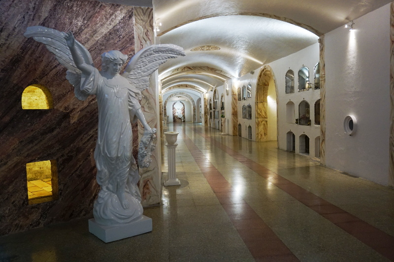 Cathedral crypt, Cuenca