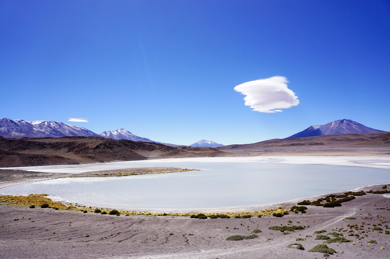 Another laguna, Salar de Uyuni tour
