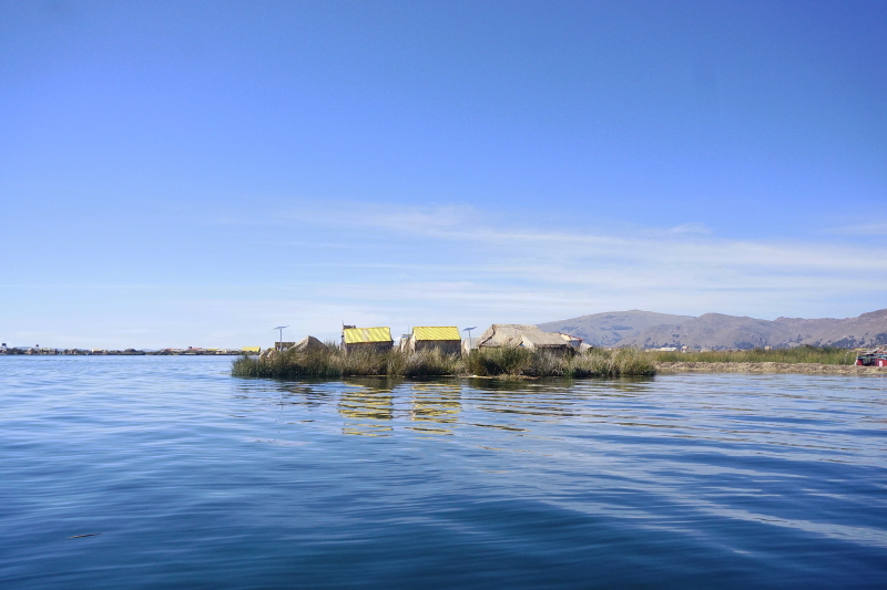 Floating Islands, Uros, Lake Titicaca