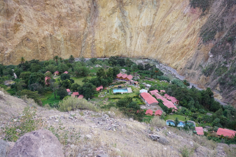 Sangalle Resorts, Colca Canyon