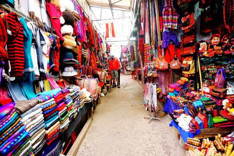 Shopping, Cusco