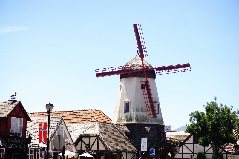 Solvang Town, California, USA