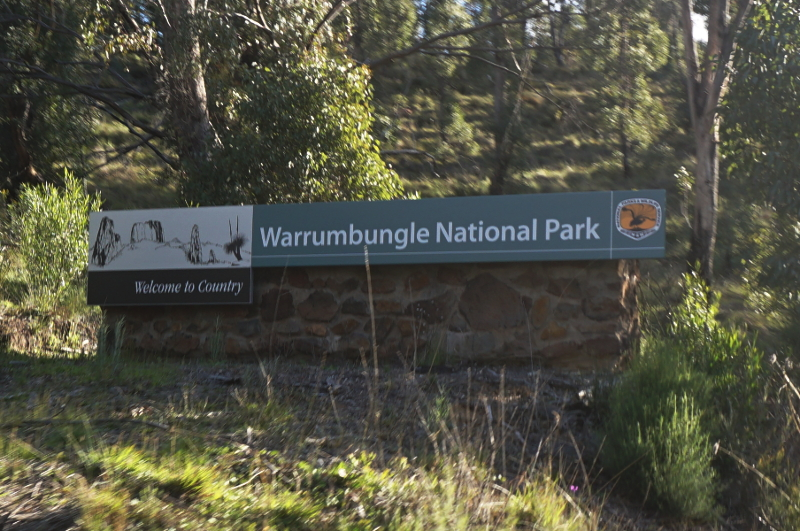 Warrumbungles National Park, NSW, Australia