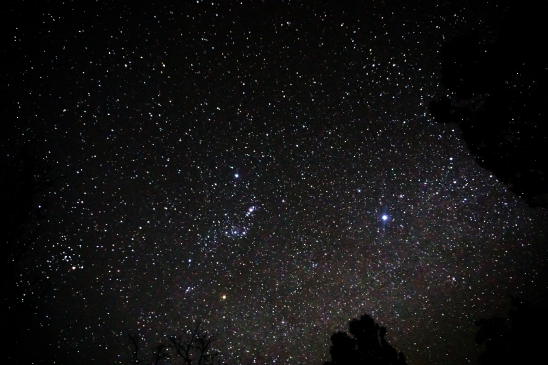 Night Photography, Warrumbungle National Park, NSW, Australia