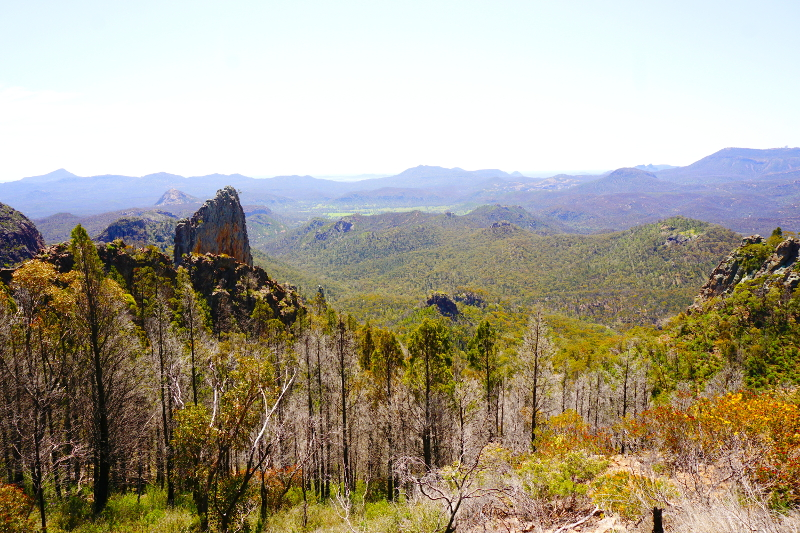 Warrumbungle National Park, NSW, Australia